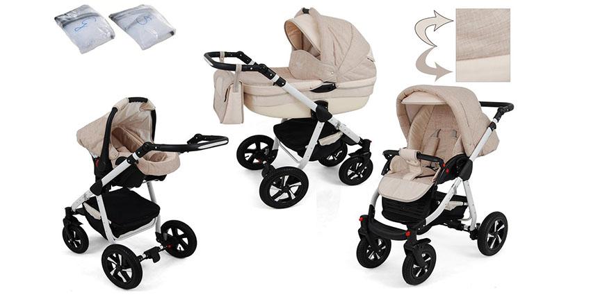 Mejores carritos de Bebe de 3 piezas