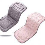 Mejores colchonetas para sillas de paseo