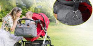 Mejores bolsos cambiadores de bebe