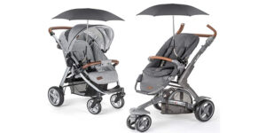 Las 10 Mejores sombrillas para carros de bebé