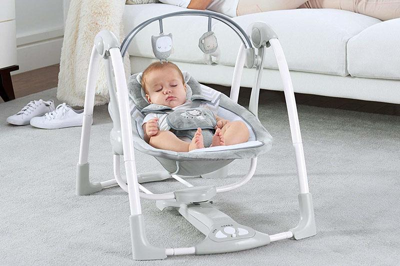 Mejor columpio para tu bebe