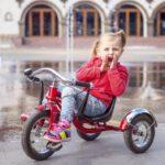 Los mejores triciclos para bebes y niños